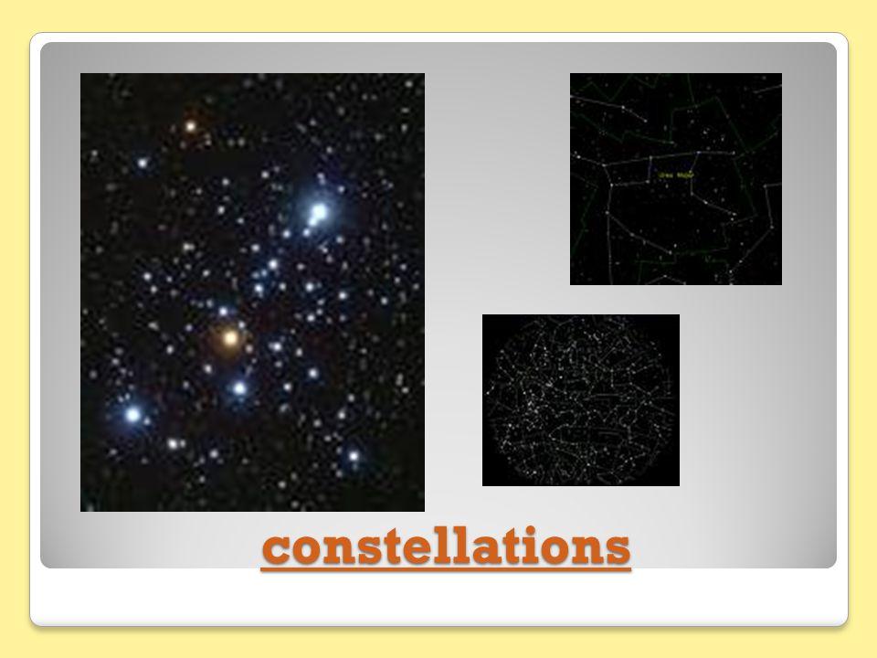 constellations constellations constellations