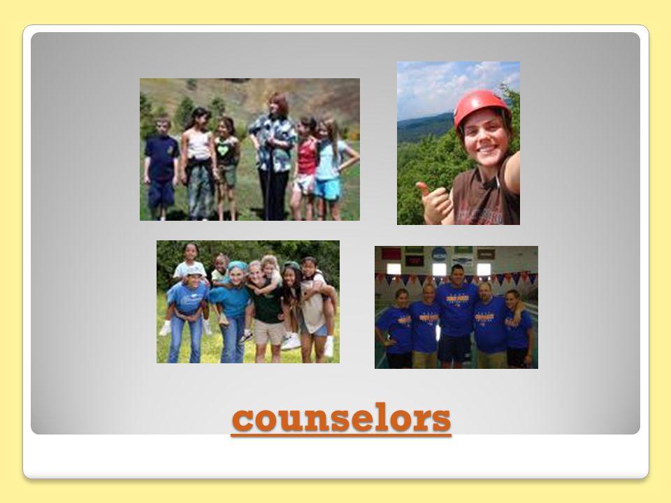 counselors counselors counselors
