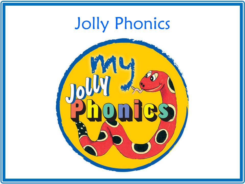 Jolly Phonics