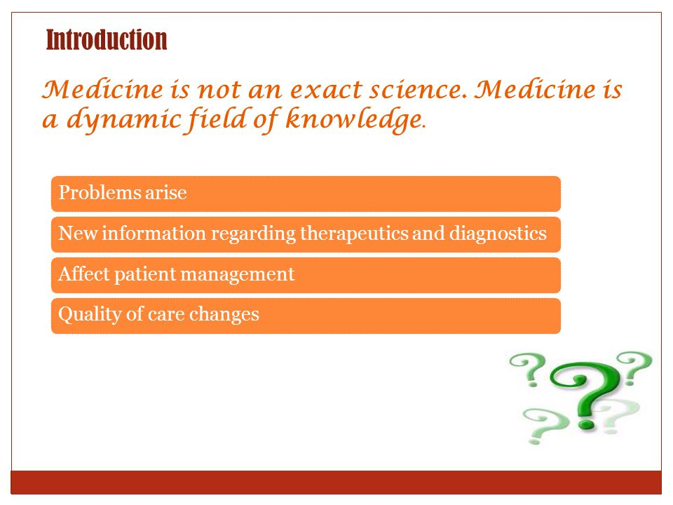 CRITICAL APPRAISAL OF AN ARTICLE ON THERAPEUTICS I.