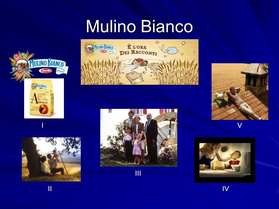 Mulino Bianco I II III IV V