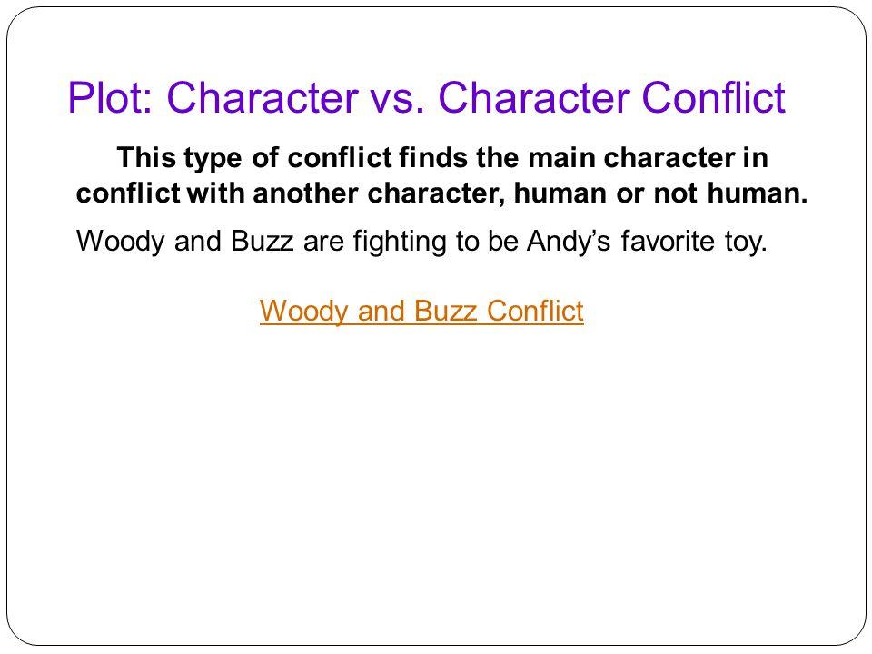 Plot: Character vs.