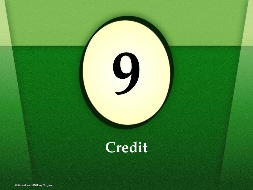 9 Credit