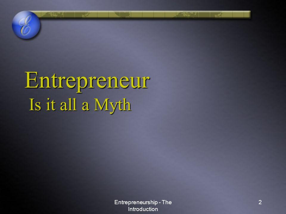 Entrepreneurial Orientation DimensionDefinition Source: J.
