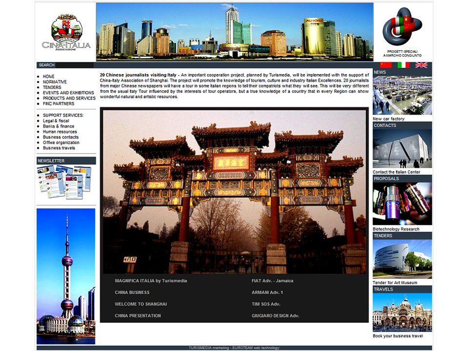 Turismedia - progettazione, gestione, servizi on line