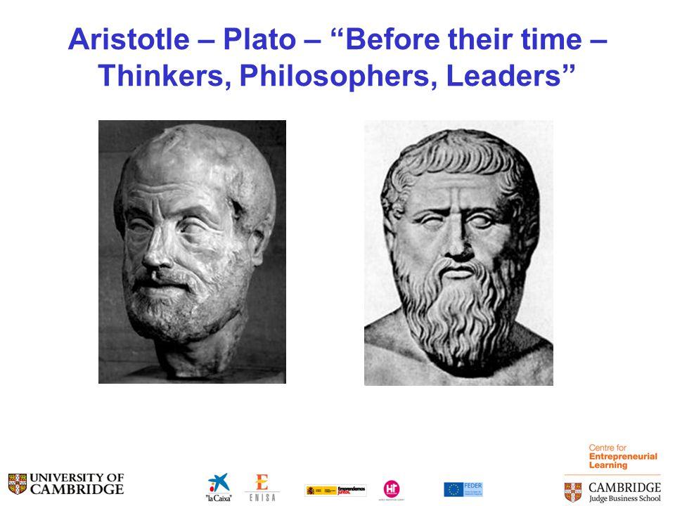 Aristotle – Plato – Before their time – Thinkers, Philosophers, Leaders