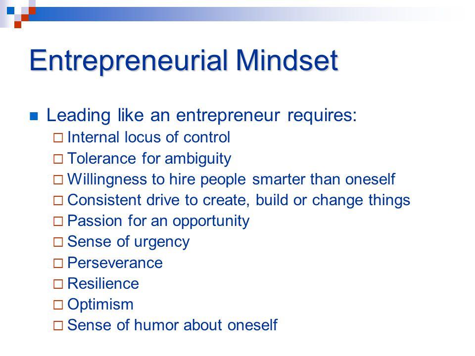 Leading Like an Entrepreneur Leadership vs. Management Leadership Types