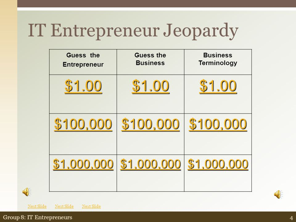  Do a name check  Determine the best business structure  Obtain a Federal Employer Identification Number (FEIN)  Register for the appropriate taxes  Obtain the necessary permits Starting a business in Missouri 74Group 8: IT Entrepreneurs AJ