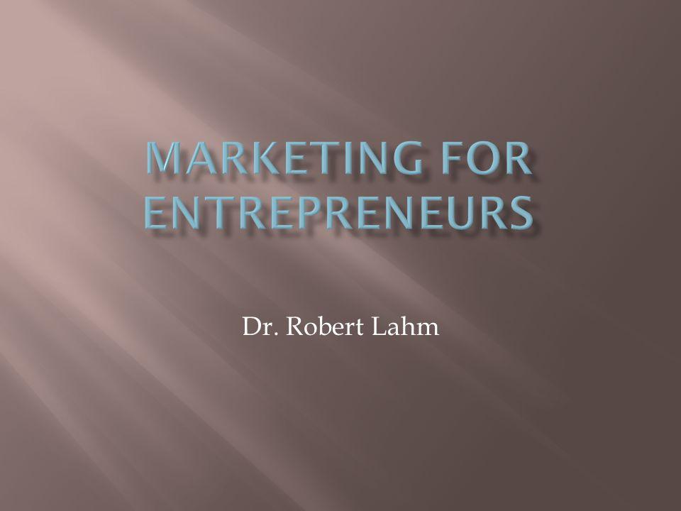 Dr. Robert Lahm