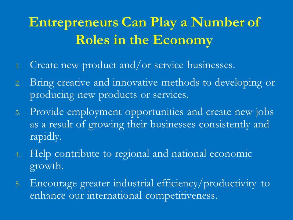 Components of Successful Entrepreneurial Venture 1.