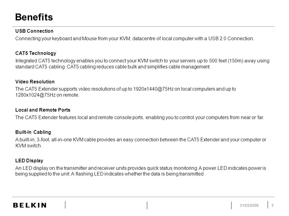 31/03/20084 USB vs PS/2 Prices Part #Street £ MSRP F1D086Uea £ 169.36 £ 199.00 F1D084vea2 £ 169.36 £ 199.00 Part #Street € MSRP € F1D086Uea € 251.26 € 299.00 F1D084vea2 € 251.26 € 299.00
