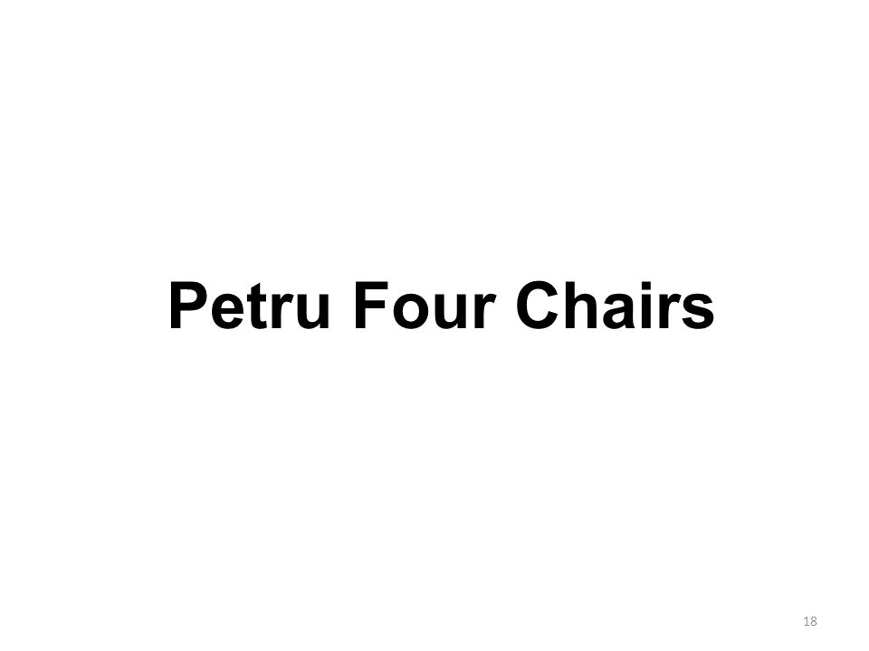 Petru Four Chairs 18