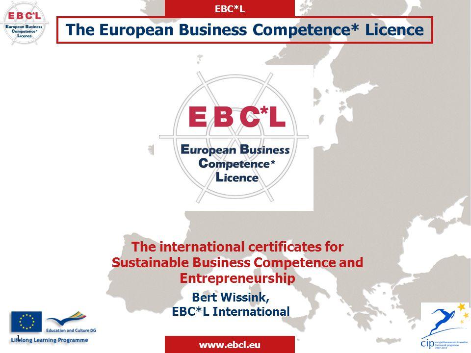 EBC*L www.ebcl.eu 2 Simone Baldassarri Unit Entrepreneurship Foresting Entrepreneurship among young people through education: an EU perspective