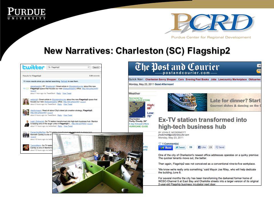 New Narratives: Charleston (SC) Flagship2