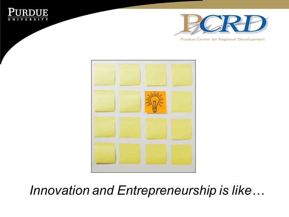 Entrepreneurship & Innovation Is Like a Horse Race