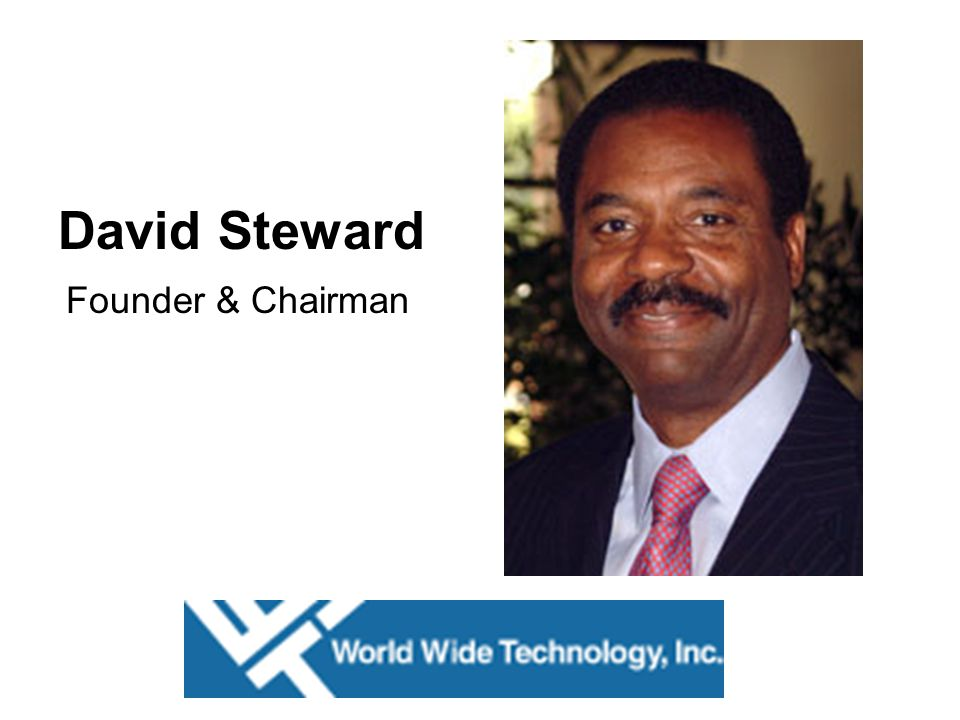 David Steward Founder & Chairman