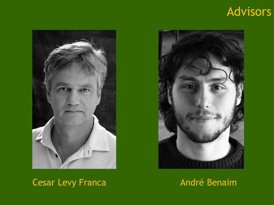 Advisors Cesar Levy FrancaAndré Benaim