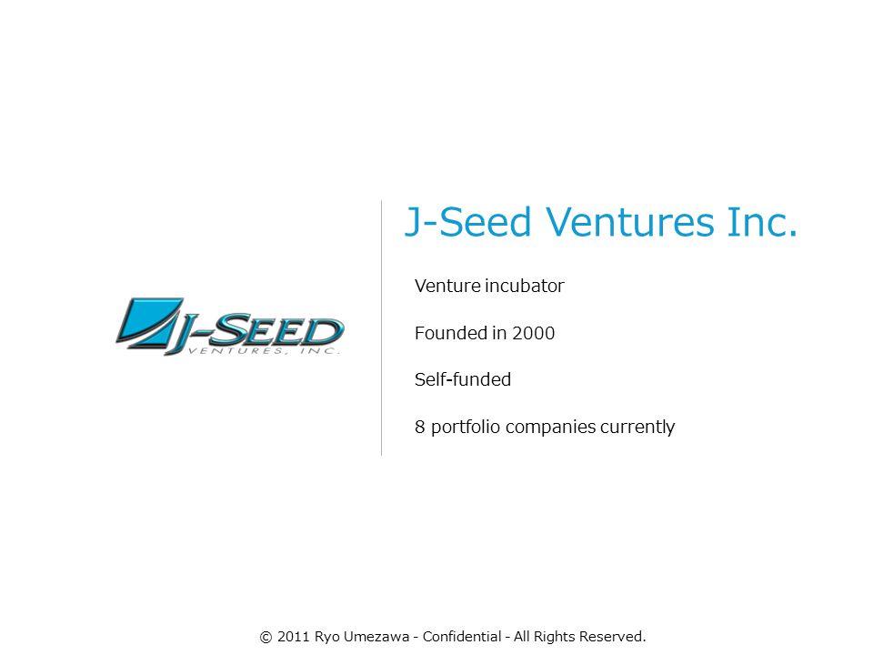 J-Seed Ventures Inc.