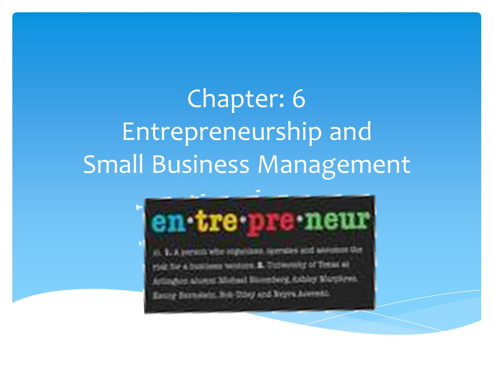 Becoming an Entrepreneur  Essential Questions 1.