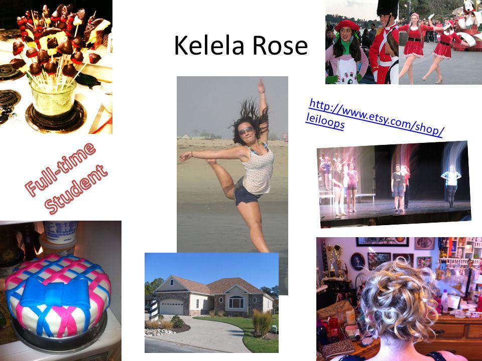 Kelela Rose http://www.etsy.com/shop/ leiloops