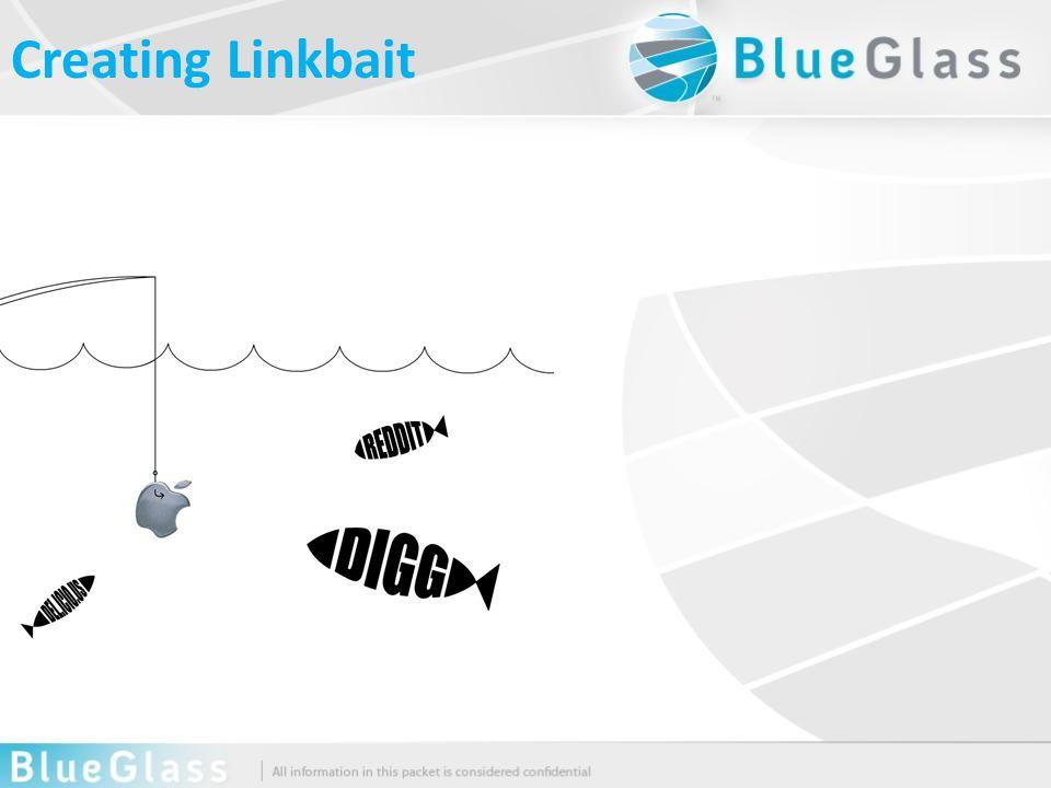 Creating Linkbait