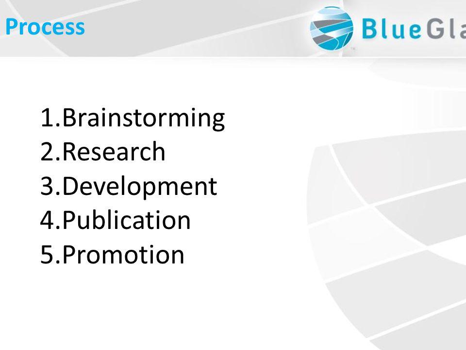 What is LinkbaitProcess 1.Brainstorming 2.Research 3.Development 4.Publication 5.Promotion