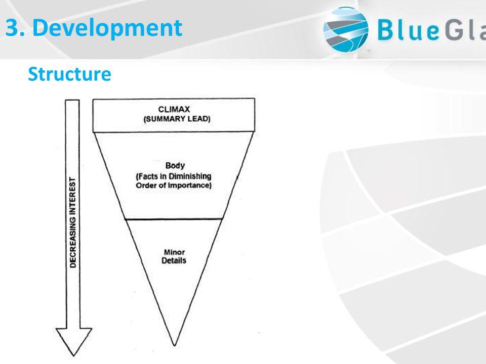 What is Linkbait3. Development Structure