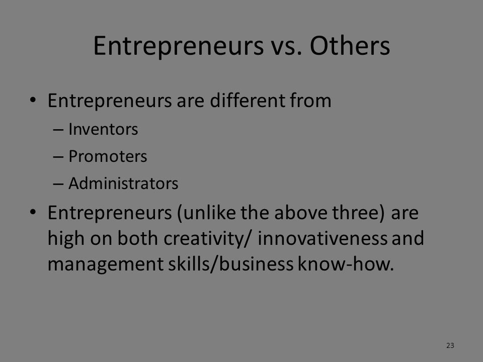 Three Elements Central to Entrepreneurial Process 1.Opportunity 2.Entrepreneurial Teams 3.Resources 24