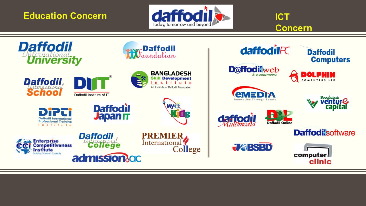 Education Concern ICT Concern
