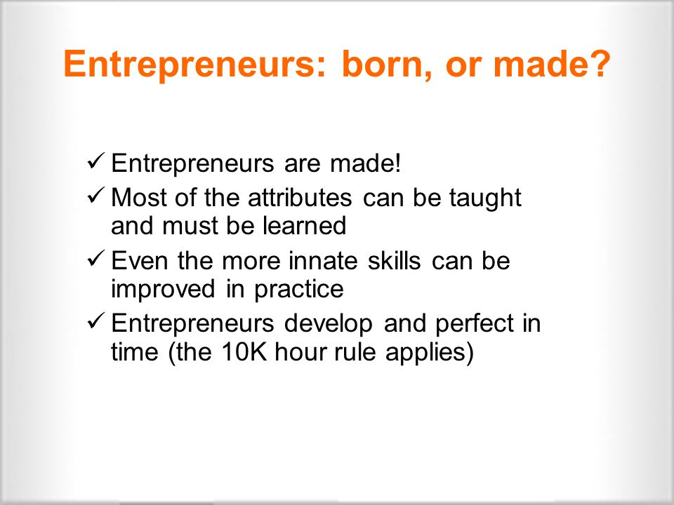 Entrepreneurs and degrees Drop-out billionaire myth busted!