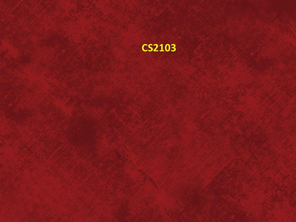 CS2103