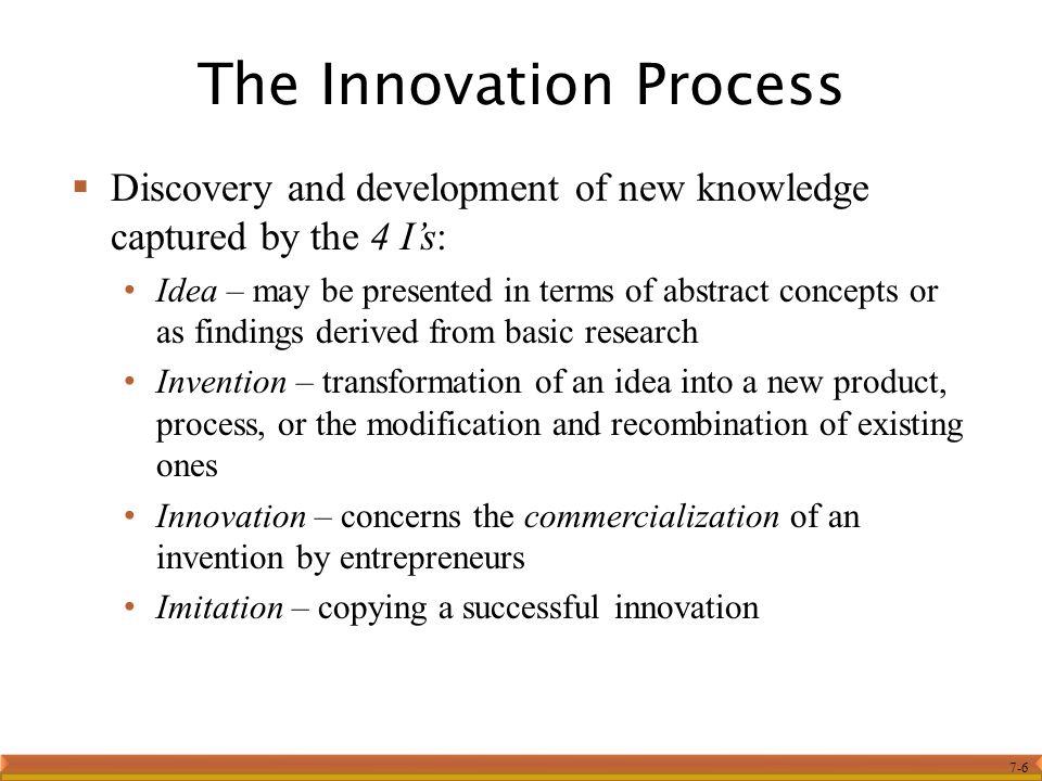 7-27 Exhibit 7.13 Closed Innovation vs. Open Innovation