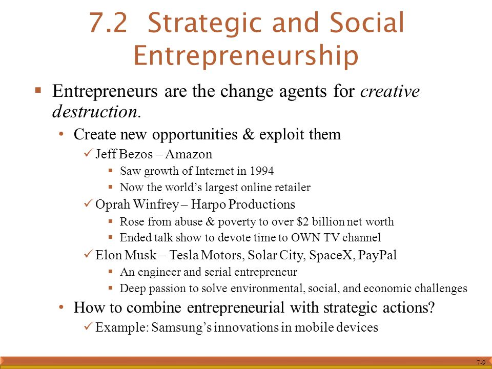 7-10  The five different stages: introduction, growth, shakeout, maturity, and decline  Innovations create new industries.