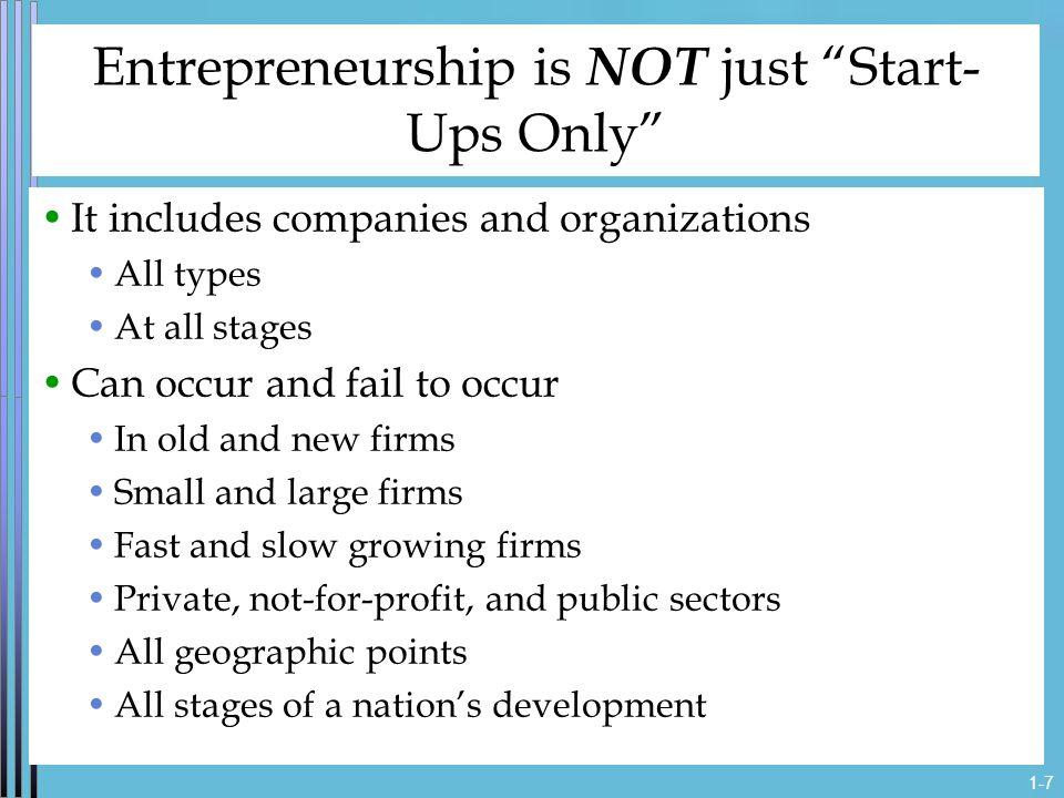 1-18 The Entrepreneurial Process