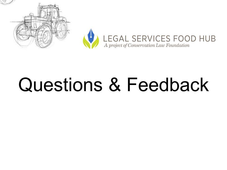 Questions & Feedback