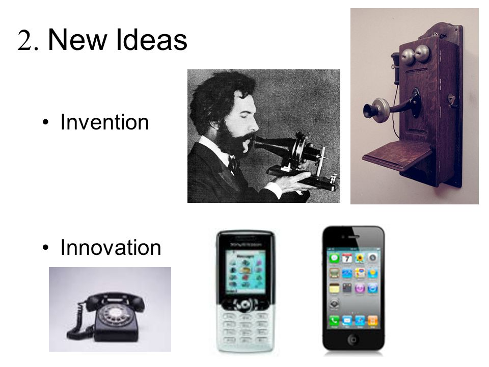 2. New Ideas Invention Innovation