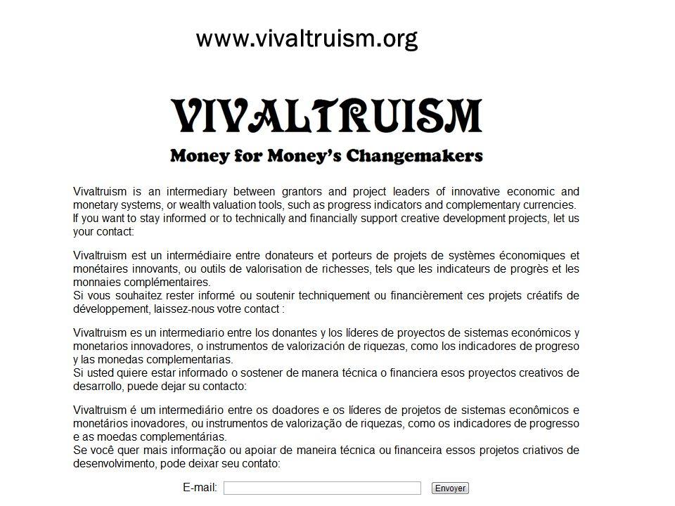 www.vivaltruism.org