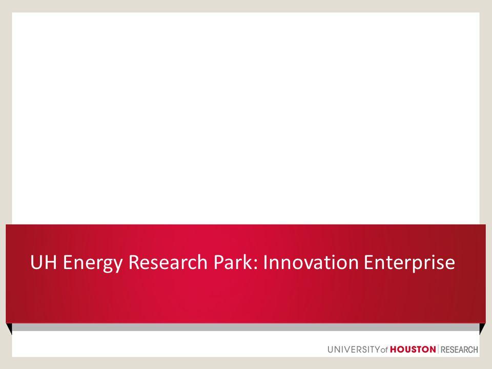 UH Energy Research Park: Innovation Enterprise
