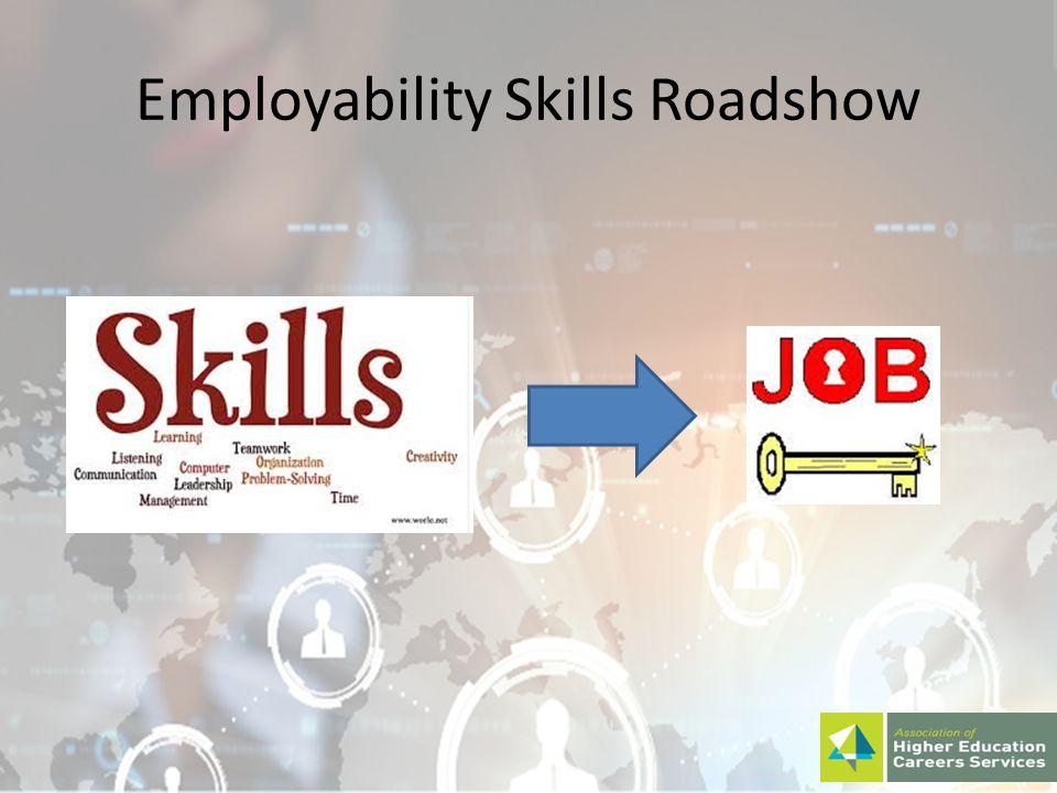 Employability Skills Roadshow