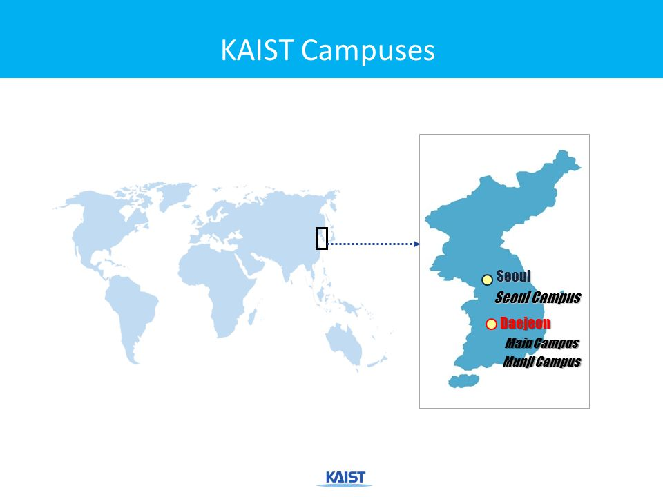 Location Sejong City : (465 km 2 ) Korea's new administrative capital Geographical Location_ 167km KAIST Campus [Seoul] ISBB : Cheonan – Sejong – Chungwon – Daejeon I V II III IV Science Town (27.8km 2 ) Techno-Valley (4.3km 2 ) Industrial Area (3.2km 2 ) Green Zone (31.2km 2 ) Defense R&D (3.9km 2 ) Total (70.4km 2 ) SIZE Daedeok Innopolis JUL 2005 (70.4km 2 ) Gwangju Innopolis JAN 2011 (18.73km 2 ) Daegu Innopolis JAN 2011 (22.25km 2 ) Agency for Defense Development Korea Research Institute of Bioscience and Biotechnology Electronics and Telecommunications Research Institute Korea Aerospace Research Institute Korea Institute of Geoscience and Mineral Resources (Daejeon: 5 th largest Metropolis, 540km 2 ) KAIST Campus [Daejeon]