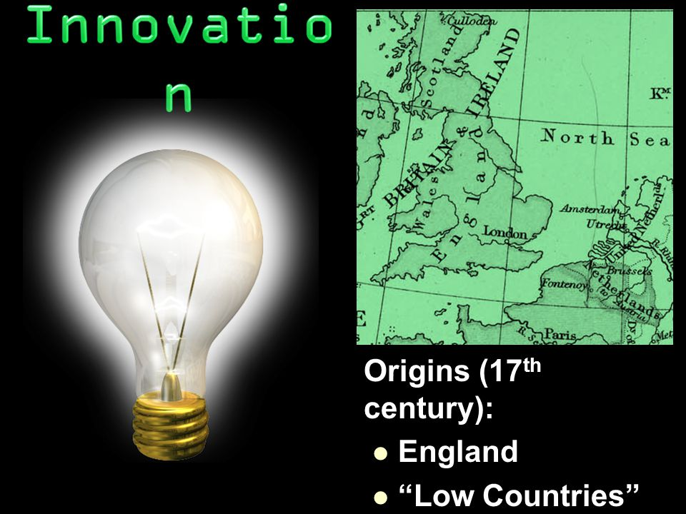 The keys to Understanding the Agricultural Revolution: S cience E ntrepreneurshi p T echnology Photo Credit: Nineminutes