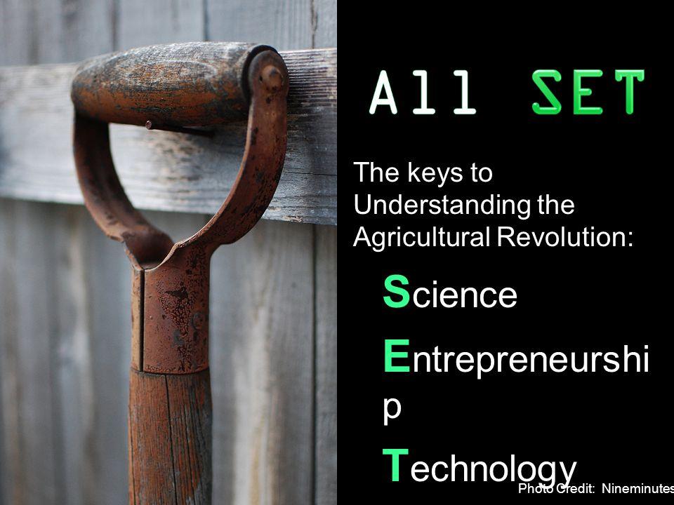 The Farmer as Scientist Photo Credit: Sean ChurchSean Church