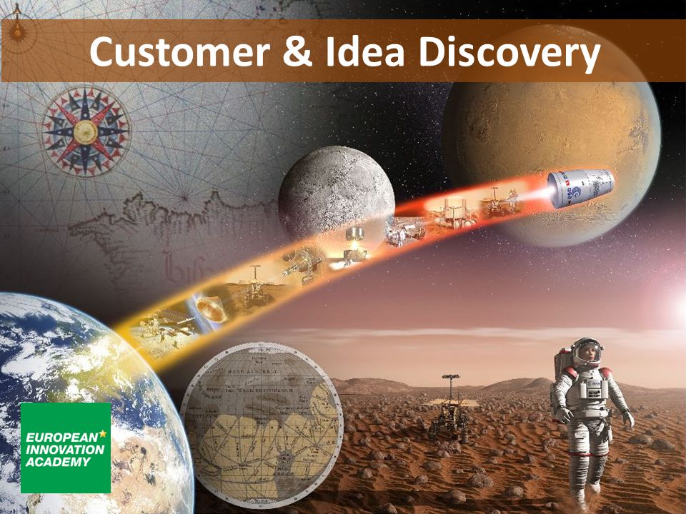Customer & Idea Discovery