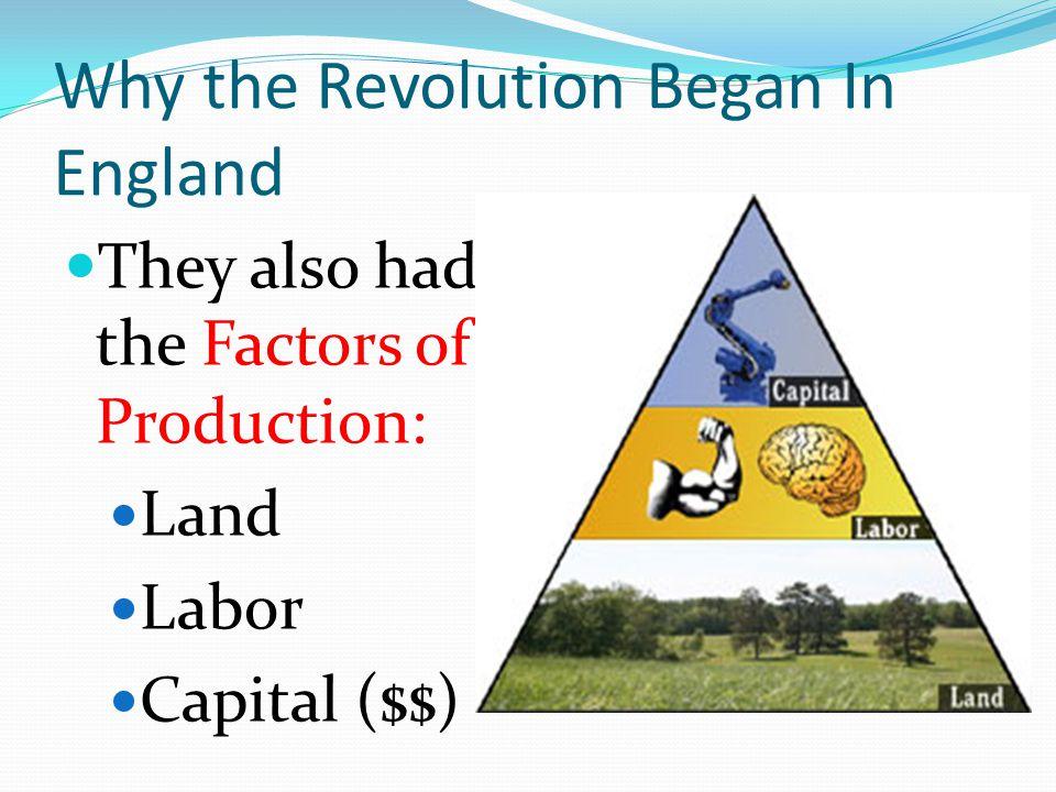Effects of Industrialization As industry grew, so did wealth.