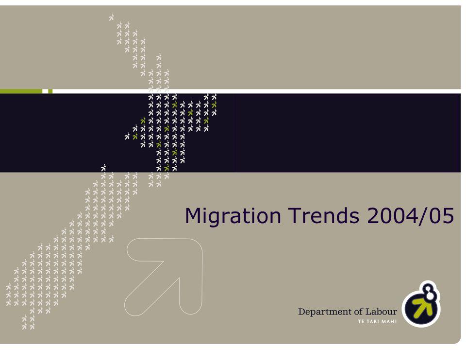 Migration Trends 2004/05