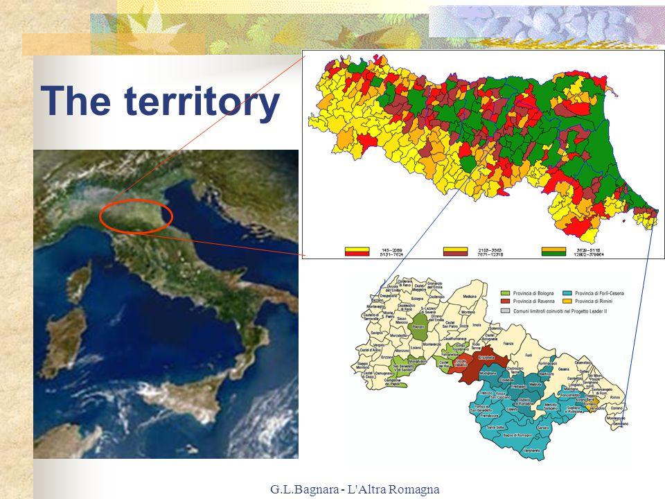 G.L.Bagnara - L Altra Romagna The territory