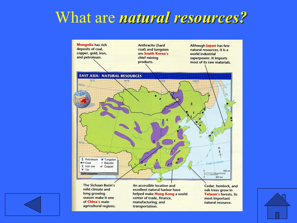 natural resources? What are natural resources? 100 pts.