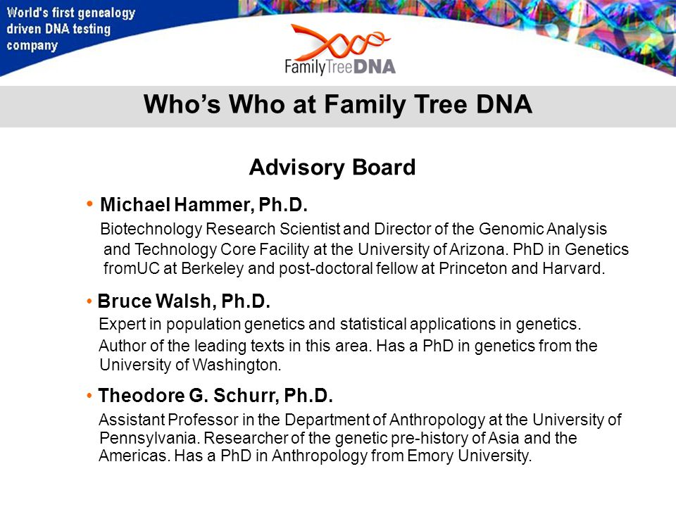 Michael Hammer, Ph.D.