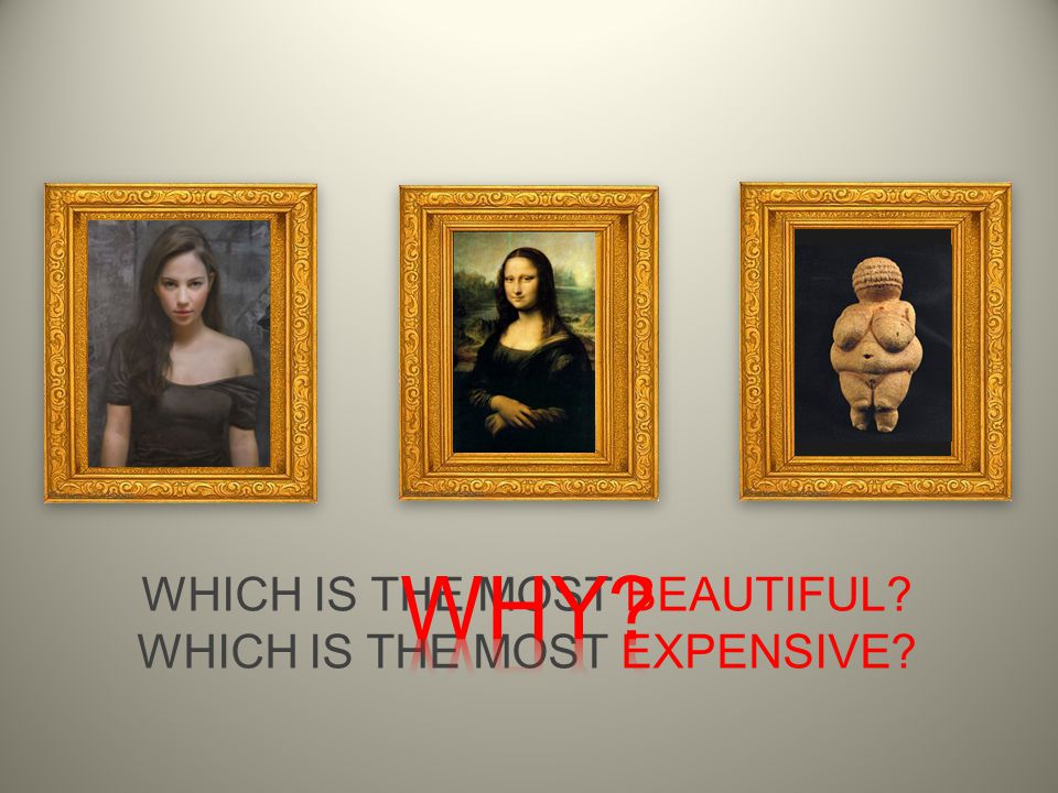 WHICH IS THE MOST BEAUTIFUL WHICH IS THE MOST EXPENSIVE