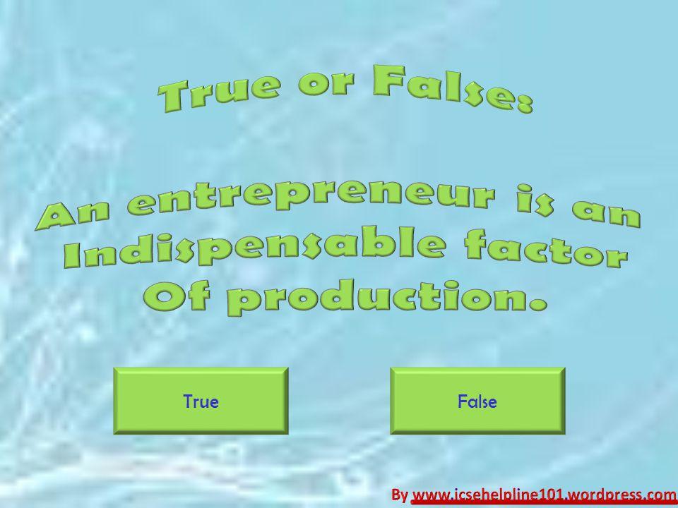 FalseTrue